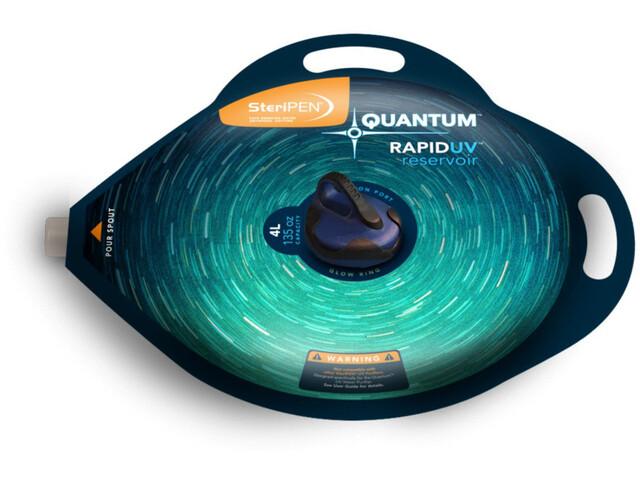 SteriPEN RapidPure Wasserbeutel 4,0l 2-er Pack EN/DE